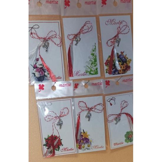 March ornaments various models.